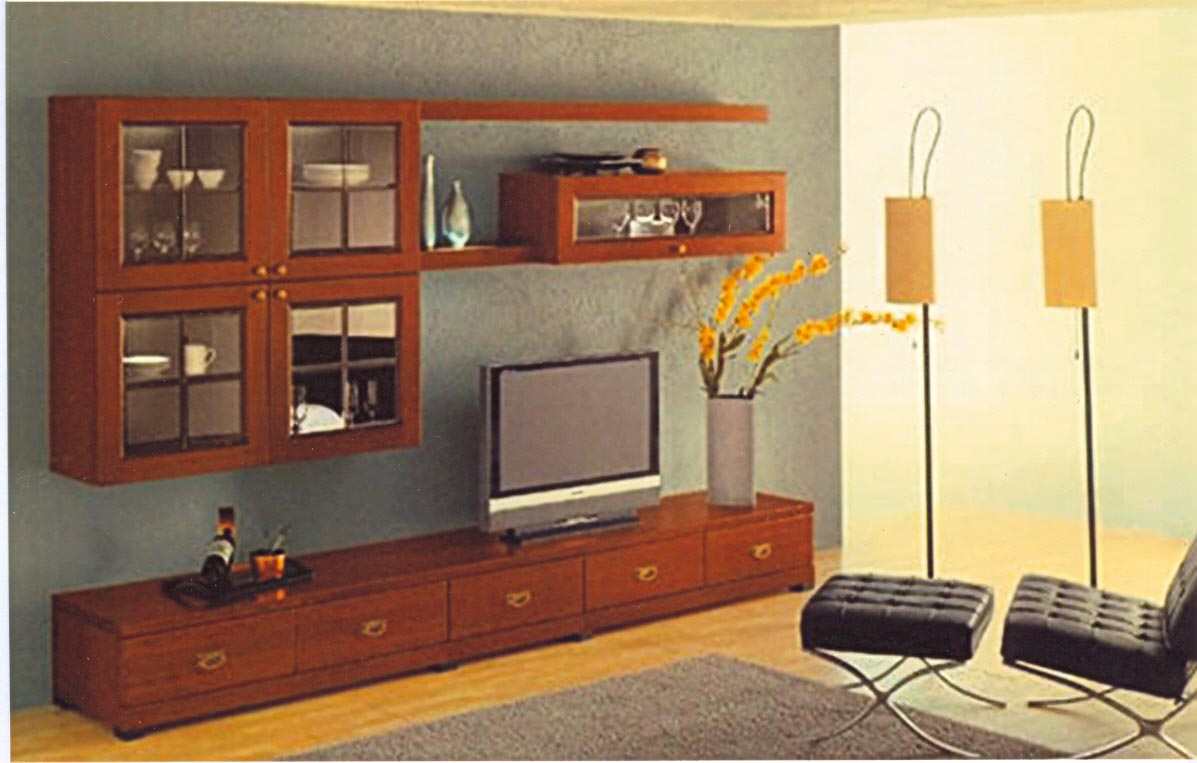 Модульная Мебель Для Гостиных Классика В Москве